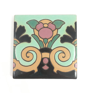 Vintage Glazed Tile