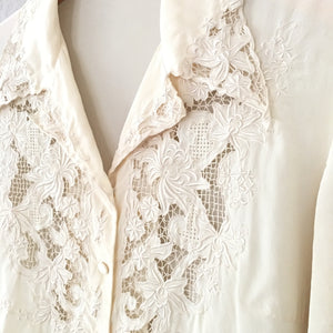 Embroidered Blouse