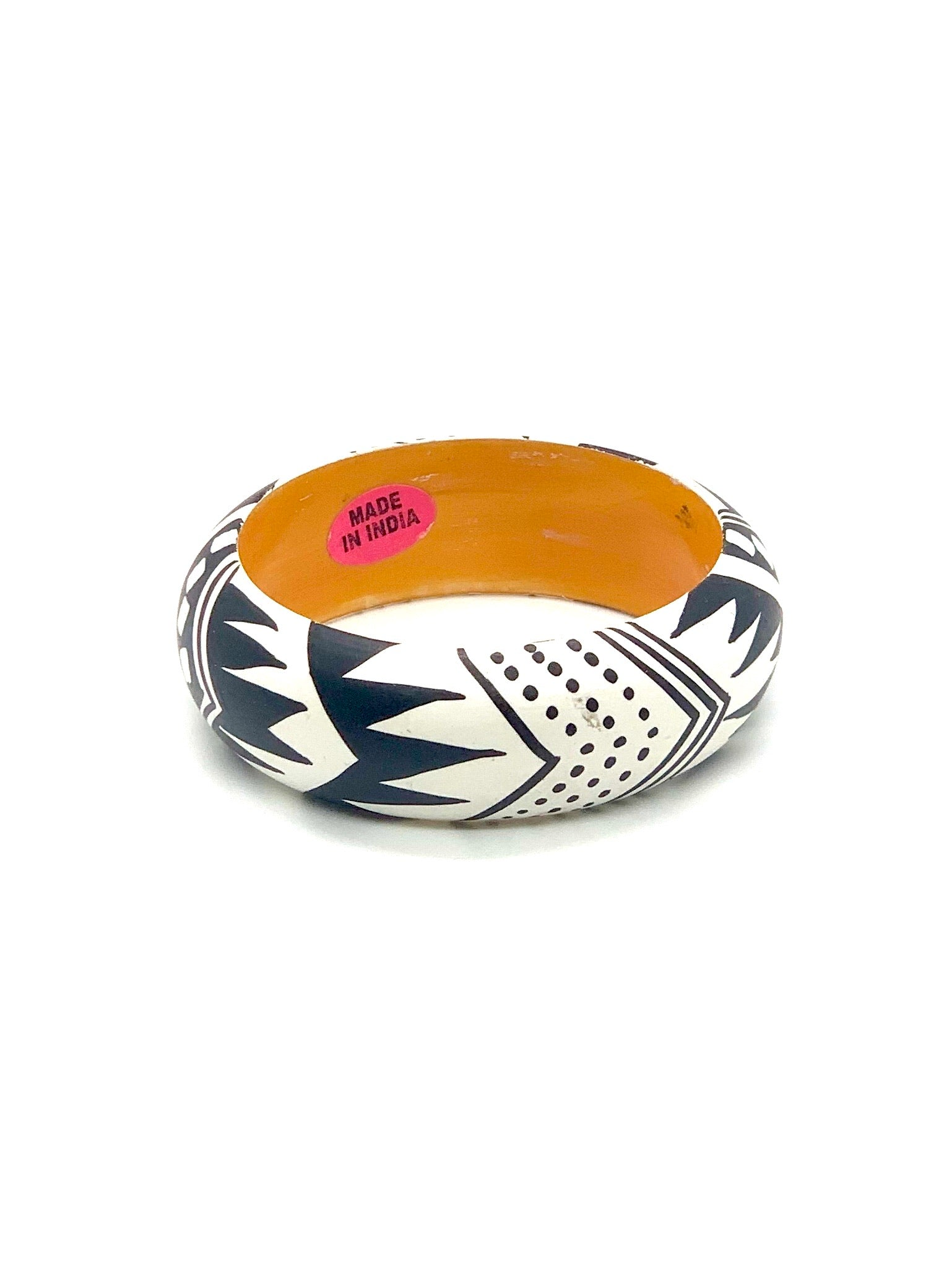 Tribal Painted Bracelet