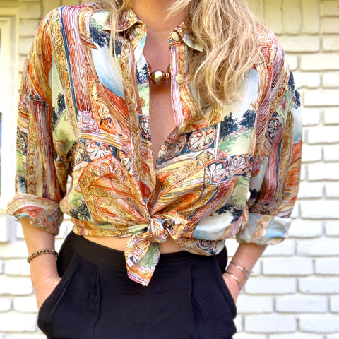 French Silk Top