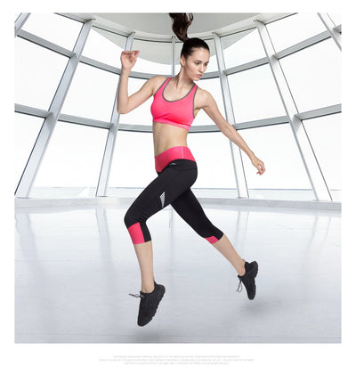 Legging court fitness LAURENCE