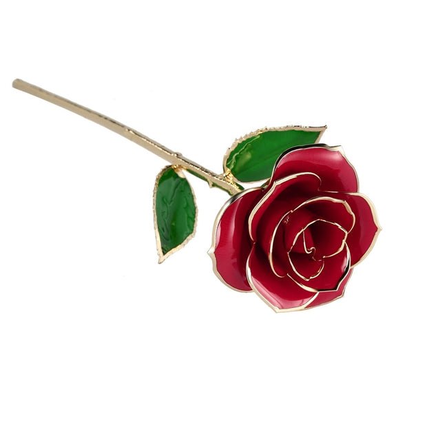 24k Gold Plated Rosada Forever Rose™ - Limited Edition