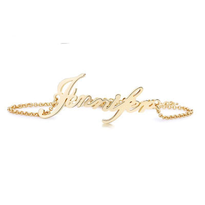 Customizable Name Bracelet