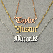San Andreas Style Custom Necklace