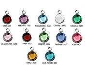 Customizable Birthstone Necklace