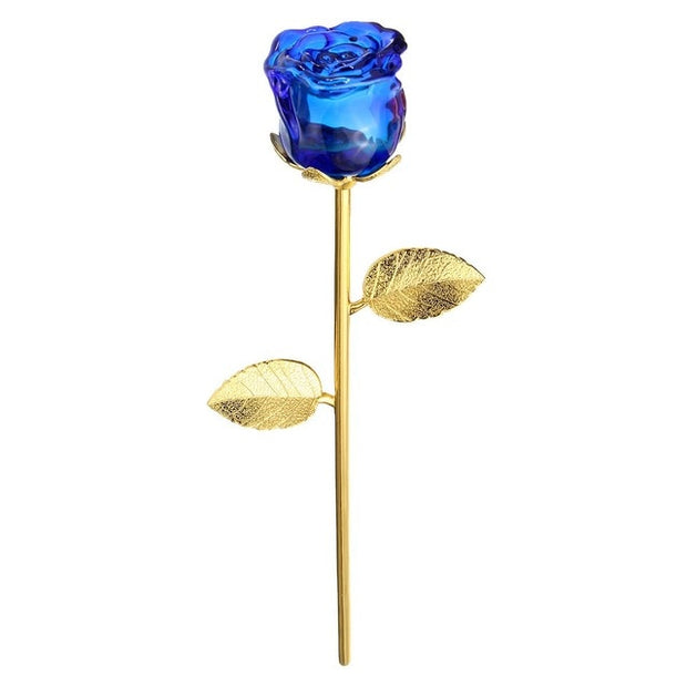 Rosada 24K Crystal Rose