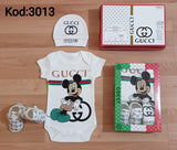 Brands Inspired Baby Set