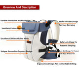 Baby Carrier Backpack-Shopper Baby