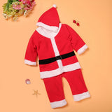 Baby Christmas Santa Claus Costume-Shopper Baby