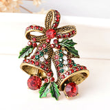 Christmas Pins And Brooches-Shopper Baby
