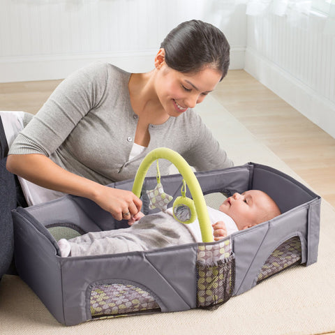 Baby Portable Folding Bed-Shopper Baby