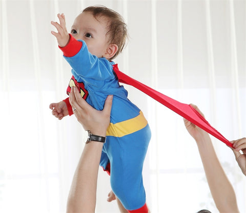 Baby Boy Superman Costume-Shopper Baby