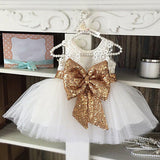 Baby & young Girls Wedding Flower Dress-Shopper Baby