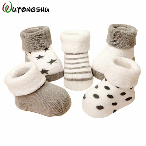 Baby Socks 5 Pairs/set-Shopper Baby