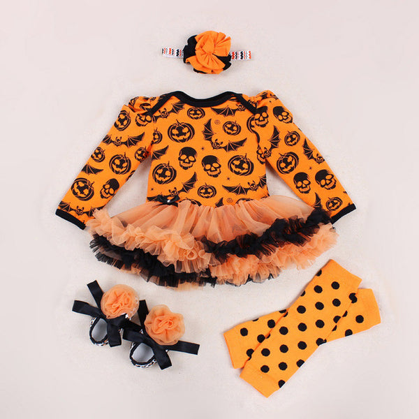 Halloween Baby Costum-Shopper Baby
