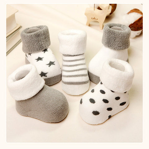 Cotton Baby socks-Shopper Baby
