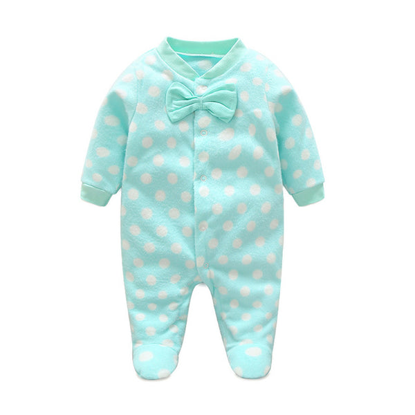 Baby Rompers-Shopper Baby