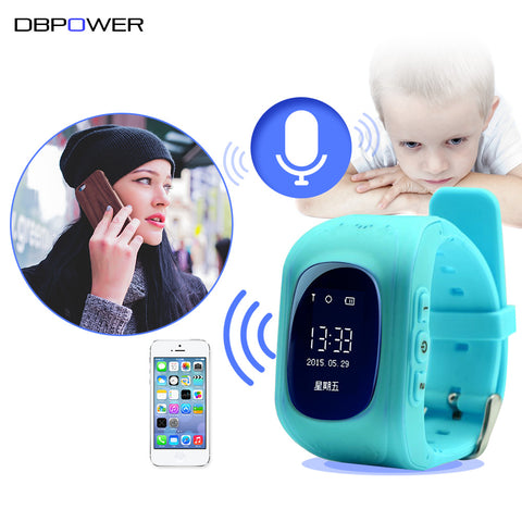 Smart Watch Anti Lost Child GPS Tracker-Shopper Baby