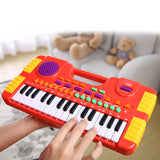 31 Keys Electronic Piano-Shopper Baby
