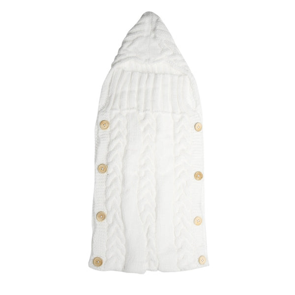 Baby Swaddle Wool Wrap-Shopper Baby