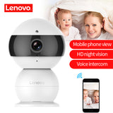 LENOVO Snowman IP Camera Motion Detection-Shopper Baby