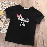 Family Match Mother Daughter T Shirt-Shopper Baby