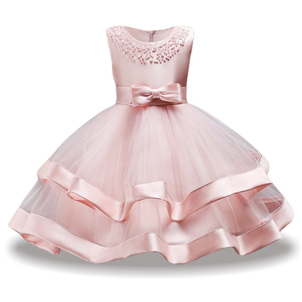 Bownot Elegant Pageant Party Dress-Shopper Baby