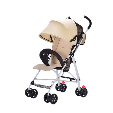 Baby Stroller Lightweight Portable Baby Carriage For A Child For Travel Lightweight Pram Stroller-Shopper Baby