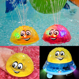 Funny Bath Spray Water Toy Ball-Shopper Baby