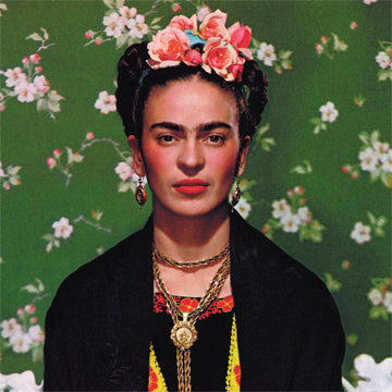 Frida Kahlo clothing style