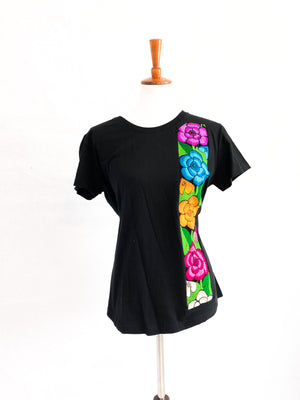 Chiapas Shirt; Mexican Top