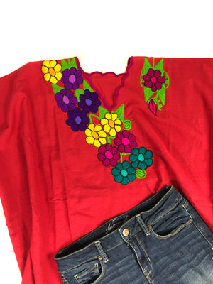Chiapas Mexican Top 3XL-4XL