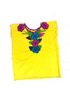 Embroidered Mexican Top