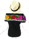 Mexican Top Off the shoulder