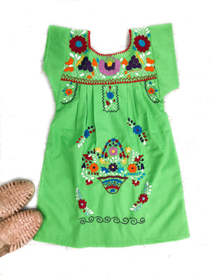 Mexican Girls Dress-wholesale