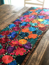 Chiapas Hand Embroidered Table Runner