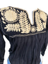 Embroidered Mexican Top Teopisca