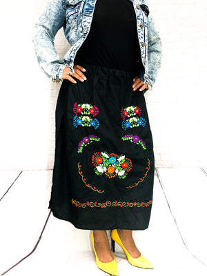 Mexican Puebla Skirt