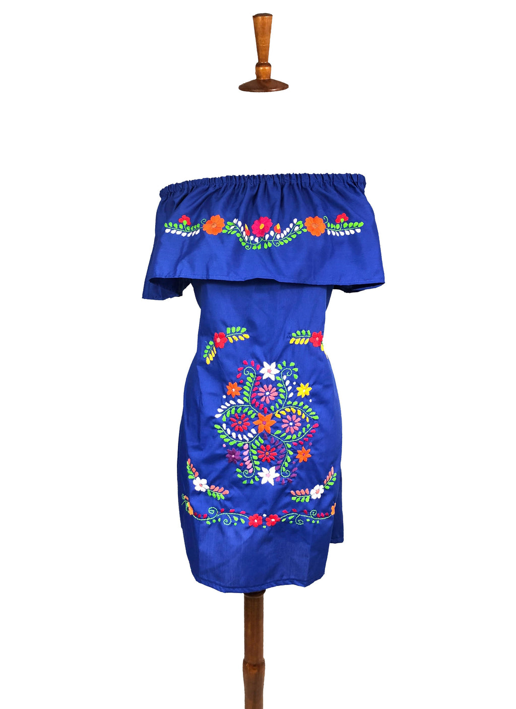 Mexican Dress Campesino-wholesale