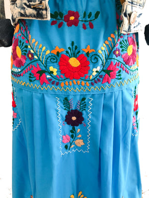 mexican style skirt