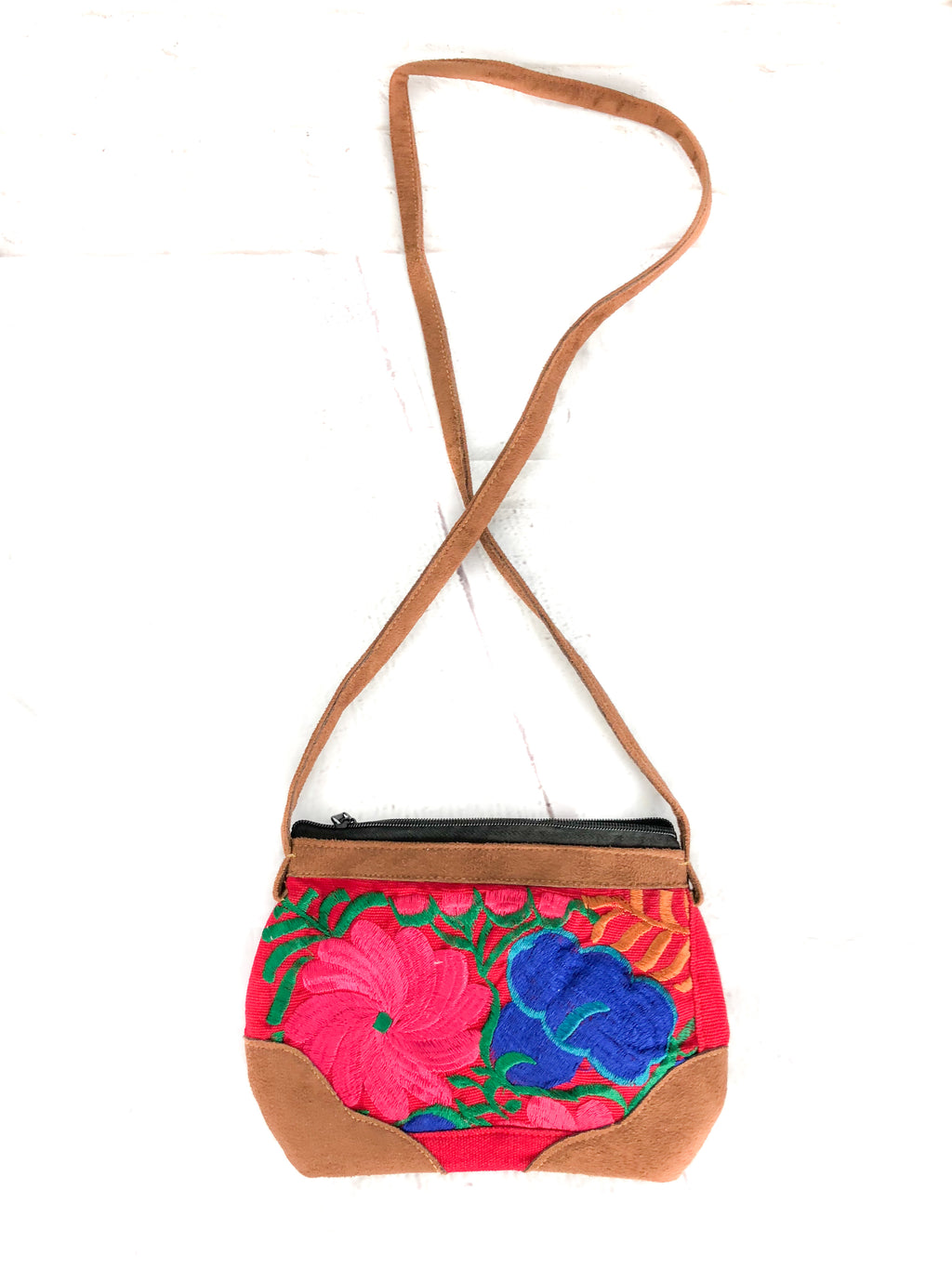 Embroidered Bag Juanita-wholesale