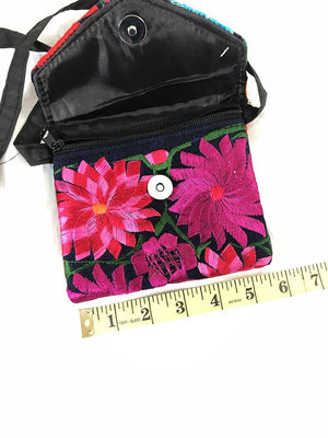 Embroidered Chiapas Wallet-bag