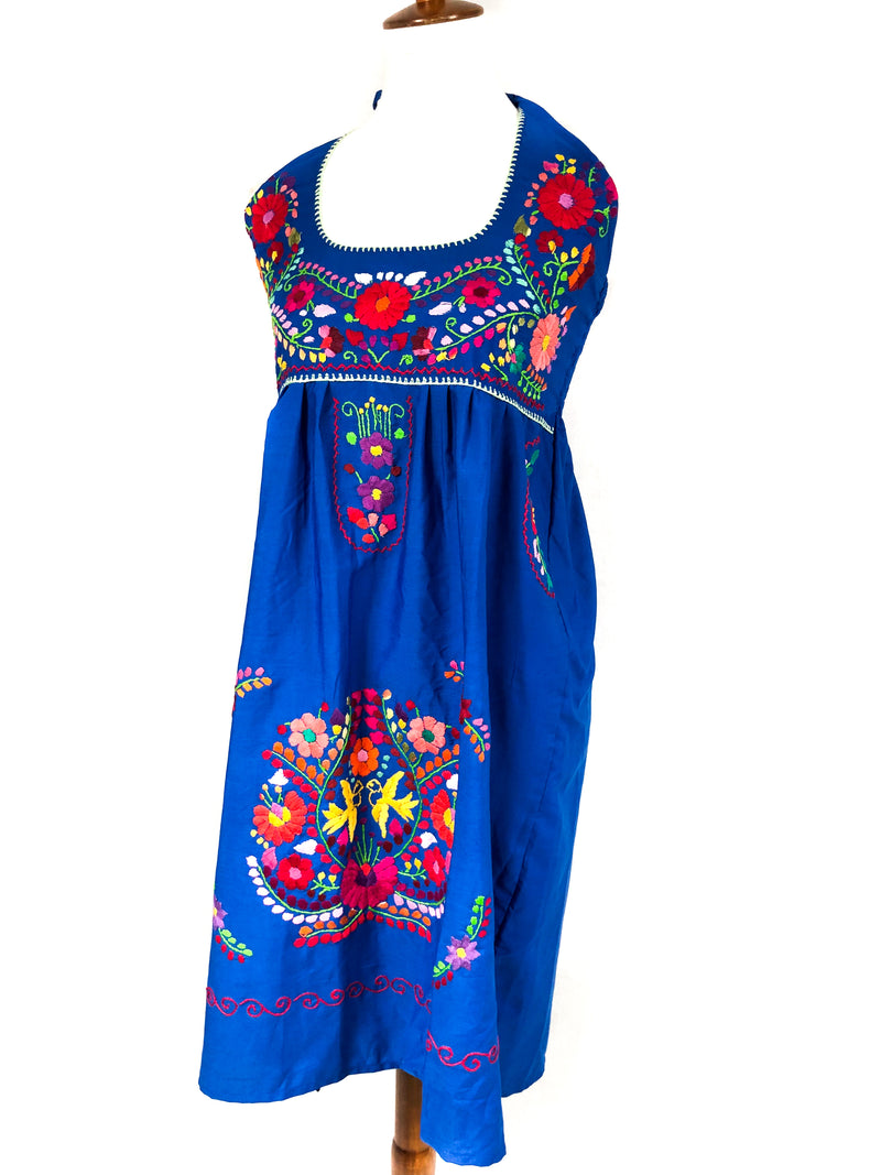 Halter Mexican Dress