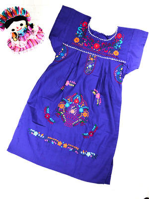 Girl's Mexican Dress