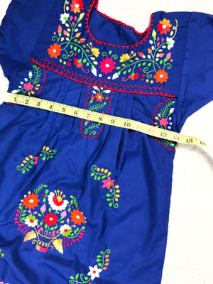 Mexican Girl Dress