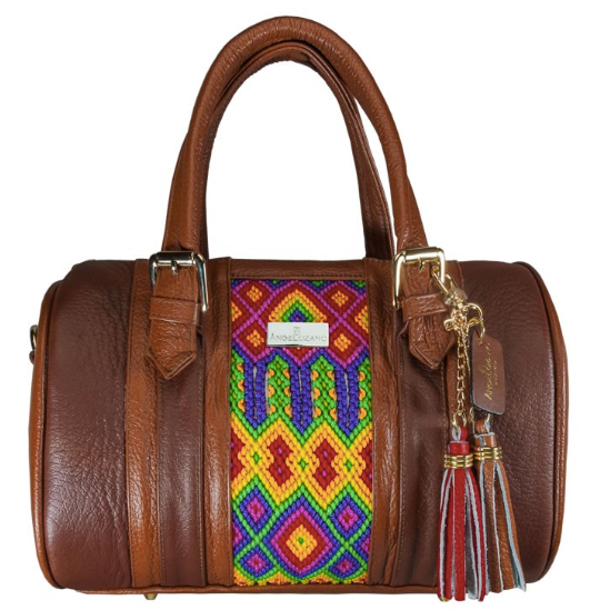 Elena Embroidered Bag