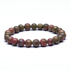 Tiger Eye Nature Stone Beads Bracelets