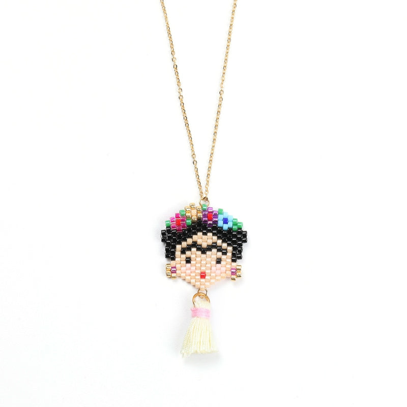 Frida Women Necklace & Pendant