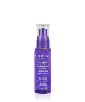 Seaberry Serum Thick to Coarse