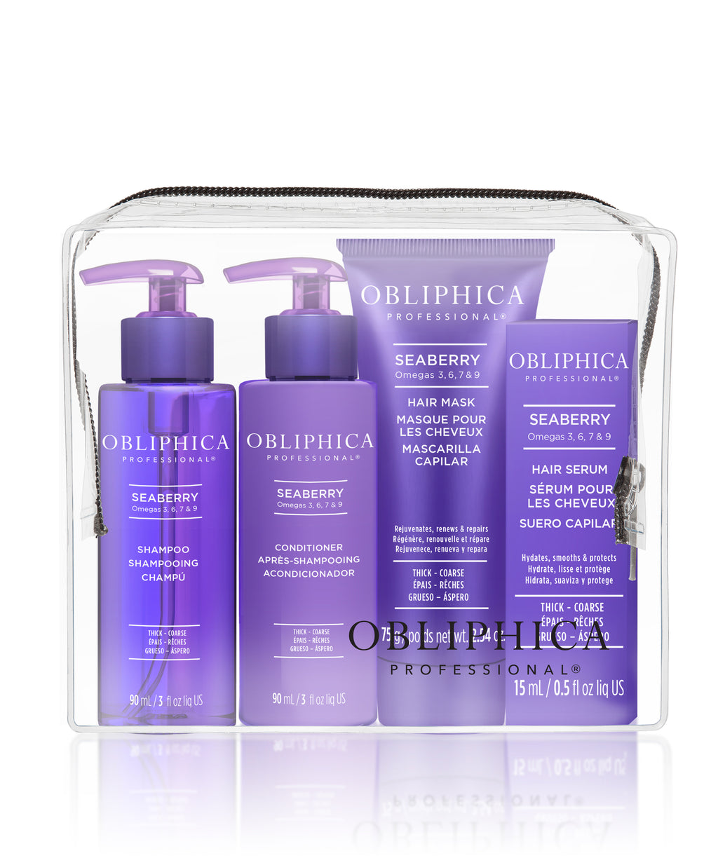 Thick to Coarse Hair Travel Kit